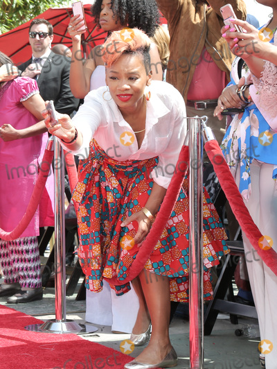 Anika Noni Rose Photo - 27 April 2018 - Hollywood California - Anika Noni Rose Hand and Footprint Ceremony honoring Cicely Tyson during the 2018 TCM Classic Film Festival held at TCL Chinese Theatre Photo Credit PMAAdMedia