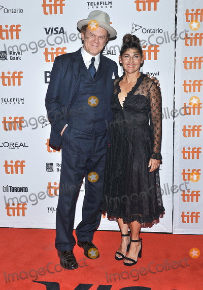 Alison Dickey Photo - 08 September 2018 - Toronto Ontario Canada - John C Reilly Alison Dickey The Sisters Brothers Premiere - 2018 Toronto International Film Festival held at the Princess of Wales Theatre Photo Credit Brent PerniacAdMedia