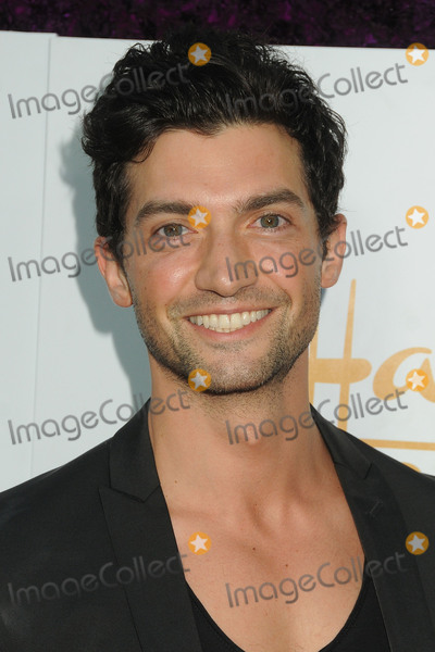 Alpay Photo - 29 July 2015 - Beverly Hills California - David Alpay Crown Media Family Networks Summer 2015 TCA Tour held at a Private Residence Photo Credit Byron PurvisAdMedia
