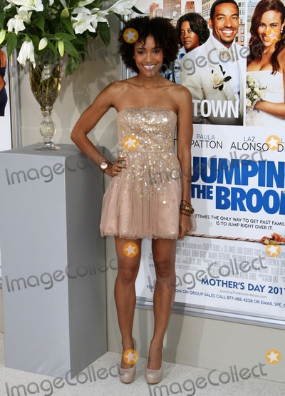 Annie Ilonzeh Photo - 4 May 2011 - Hollywood California - Annie Ilonzeh Jumping The Broom Los Angeles Premiere Held At The Arclight Cinerama Dome Theatre Photo Kevan BrooksAdMedia