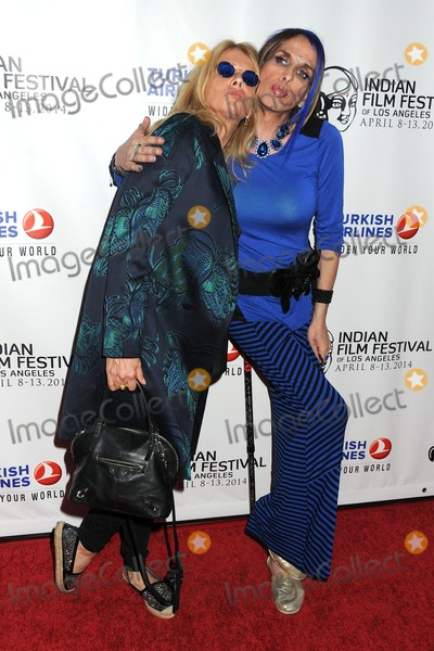 Alexis Arquette Photo - 08 April 2014 - Hollywood California - Rosanna Arquette Alexis Arquette Indian Film Festival Los Angeles Opening Night Premiere of Sold held at Arclight Cinemas Photo Credit Byron PurvisAdMedia