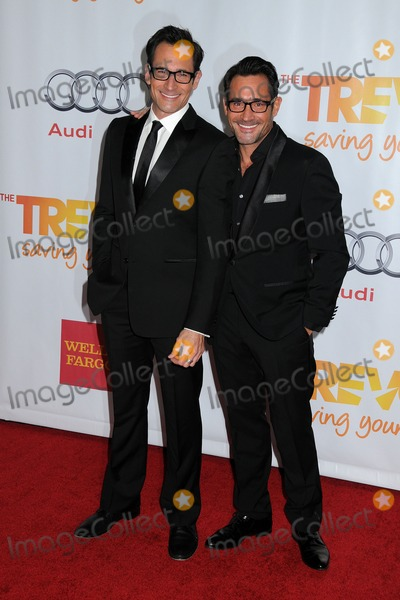 Gregory Zarian Photo - 8 December 2013 - Hollywood California - Lawrence Zarian Gregory Zarian 15th Annual TrevorLive Los Angeles Benefit held at The Hollywood Palladium Photo Credit Byron PurvisAdMedia