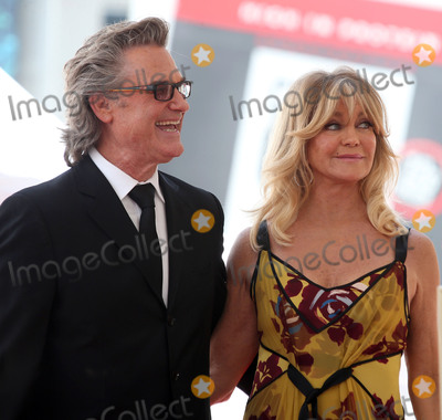 Goldie Photo - 04 May 2017 - Hollywood California - Goldie Hawn Kurt Russell Goldie Hawn And Kurt Russell Honored With Double Star Ceremony On The Hollywood Walk Of Fame Photo Credit AdMedia