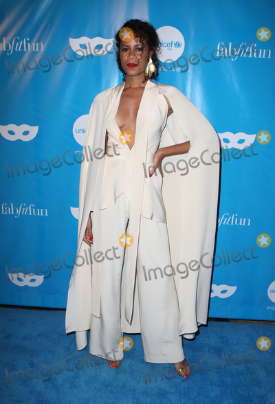 Aluna  Francis Photo - 27 October 2017 - Los Angeles California - Aluna Francis UNICEF Next Generation Masquerade Ball held at Cliftons Republic Photo Credit F SadouAdMedia
