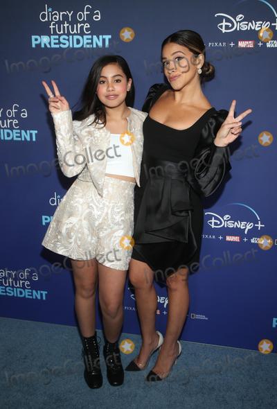 Gina Rodriguez Photo - 14 January 2020 - Hollywood California - Tess Romero Gina Rodriguez Premiere Of Disney s Diary Of A Future President held at the ArcLight Cinemas Photo Credit FSAdMedia