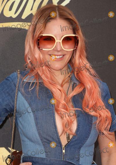 Andrea Whitt Photo - 09 April 2016 - Burbank California - Andrea Whitt 2016 MTV Movie Awards held at Warner Bros Studios Photo Credit SammiAdMedia