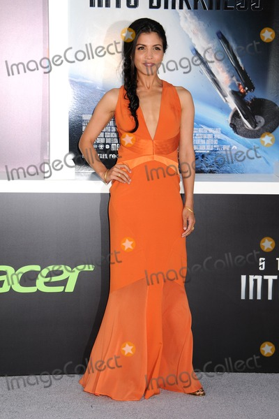 Nazneen Contractor Photo - 14 May 2013 - Hollywood California - Nazneen Contractor Star Trek Into Darkness Los Angeles Premiere held at the Dolby Theatre Photo Credit Byron PurvisAdMedia