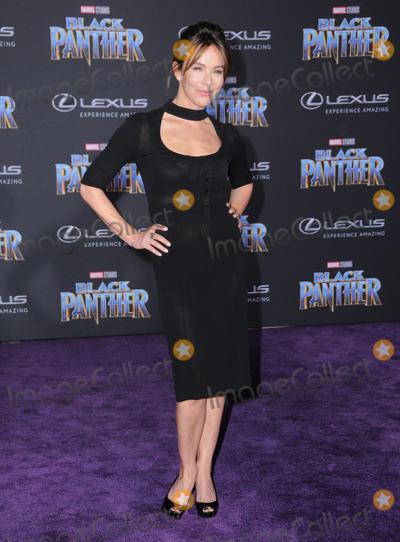 Jennifer Grey Photo - 29 January 2018 - Hollywood California - Jennifer Grey Marvel Studios Black Panther World Premiere held at Dolby Theater Photo Credit Birdie ThompsonAdMedia