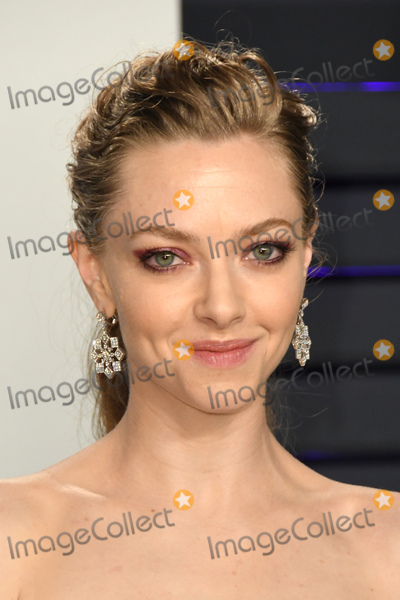 Amanda Seyfried Photo - 24 February 2019 - Los Angeles California - Amanda Seyfried 2019 Vanity Fair Oscar Party following the 91st Academy Awards held at the Wallis Annenberg Center for the Performing Arts Photo Credit Birdie ThompsonAdMedia