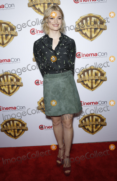 Alison Sudol Photo - 12 April 2016 - Las Vegas Nevada -  Alison Sudol Warner Brothers Pictures presents The Big Picture at 2016 CinemaCon at The Colosseum of Caesars Palace Photo Credit MJTAdMedia