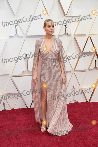 Brie Larson Photo - 09 February 2020 - Hollywood California - Brie Larson 92nd Annual Academy Awards presented by the Academy of Motion Picture Arts and Sciences held at Hollywood  Highland Center Photo Credit AMPASAdMedia