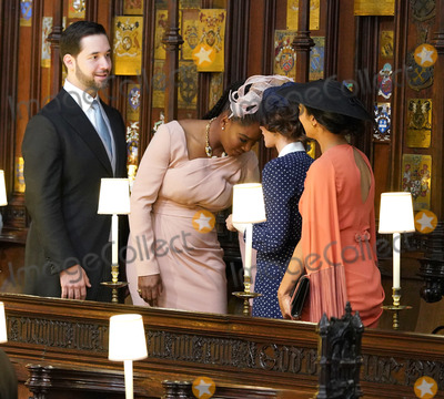 Abigail Spencer Photo - 19 May 2018 - Alexis Ohanian Serena Williams Abigail Spencer at St Georges Chapel at Windsor Castle for the wedding of Meghan Markle and Prince Harry Photo Credit ALPRAdMedia