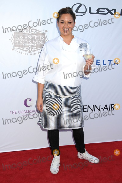 Antonia Lofaso Photo - 22 August 2013 - Los Angeles California - Antonia Lofaso 3rd Annual Los Angeles Food  Wine Festival Opening Night held Downtown on Grand Ave Photo Credit Byron PurvisAdMedia