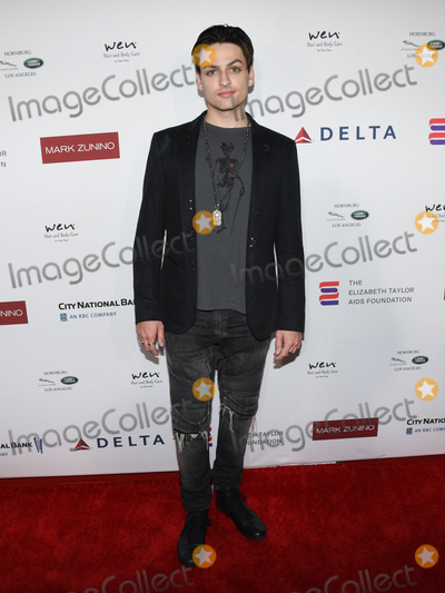 RJ Word Photo - 07 November 2019 - Beverly Hills California - RJ Word Mark Zunino Atelier Fashion and Cocktail Reception to Benefit The Elizabeth Taylor AIDS Foundation held at Mark Zunino Atelier Photo Credit Billy BennightAdMedia