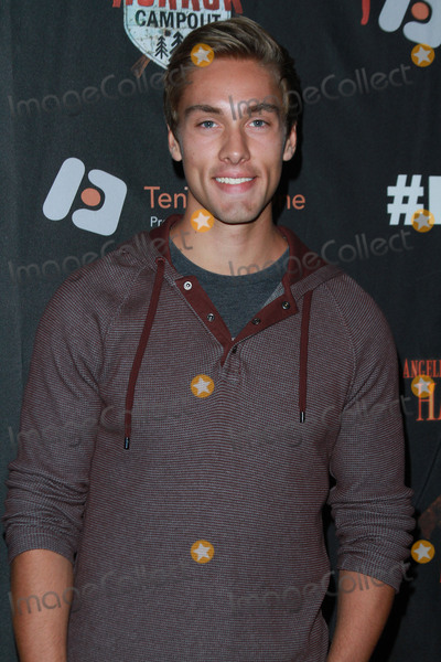 Austin Norton Photo - 04 October 2015 - Los Angeles California - Austin Norton Los Angeles Haunted Hayride 2015 Black Carpet Premiere Night held at theld at Griffith Park Photo Credit AdMedia
