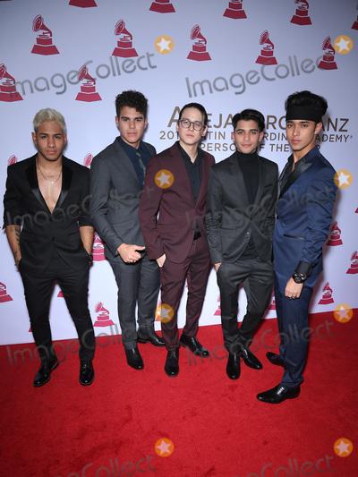 Alejandro Sanz Photo - 15 November 2017 - Las Vegas NV -  CNCO  2017 Latin Recording Academy Person of the Year Gala Honoring Alejandro Sanz at Mandalay Bay Casino Resort Photo Credit MJTAdMedia
