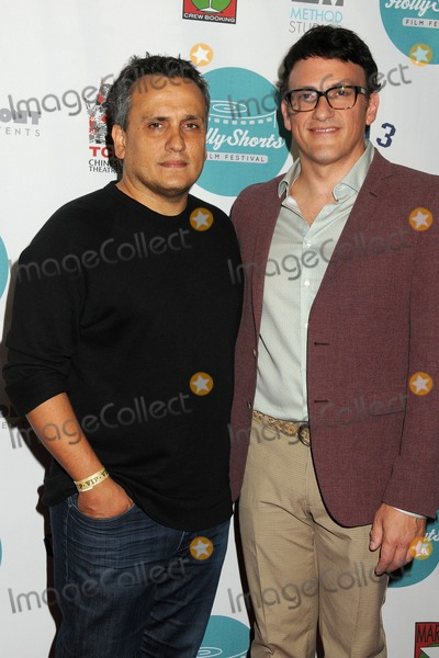 Anthony Russo Photo - 14 August 2014 - Hollywood California - Joe Russo Anthony Russo 10th Annual HollyShorts Film Festival Opening Night Celebration held at the TCL Chinese Theater Photo Credit Byron PurvisAdMedia