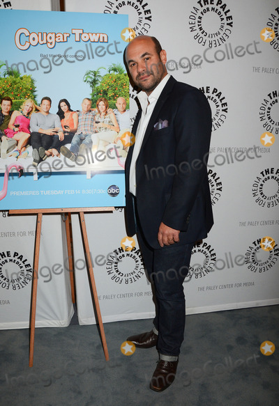 Cougar Photo - 08 February 2012 - Beverly Hills California - Ian Gomez Cougar Town Special Premiere Screening held at The Paley Center for Media Photo Credit Birdie ThompsonAdMedia