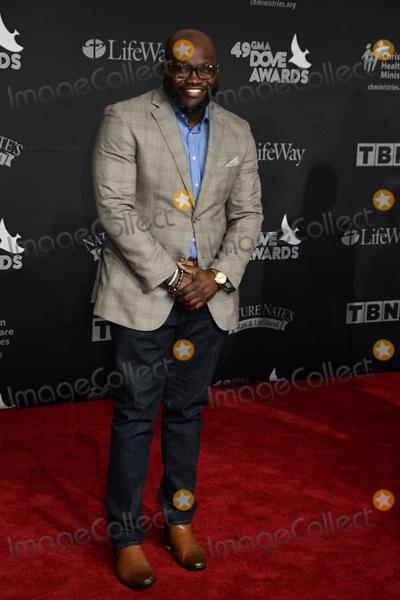 Titus Showers Photo - 16 October 2018 - Nashville TN - Titus Showers 49th Annual GMA Dove Awards at Allen Arena Lipscomb University Photo Credit Dara-Michelle FarrAdMedia