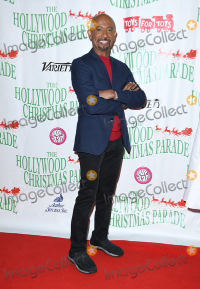 Montel Williams Photo - 25 November 2018 - Hollywood California - Montell Williams The 87th Annual Hollywood Christmas Parade held at Hollywood Blvd Photo Credit Birdie ThompsonAdMedia