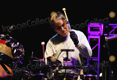 The Grateful Dead Photo - 11 August 2013 - Ancaster Ontario Canada  Mickey Hart legendary drummer for the Grateful Dead headlines the closing night of the Festival of Friends at the Ancaster Fairgrounds Photo Credit Brent PerniacAdMedia