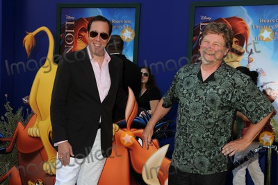 Roger Allers Photo - 27 August 2011 - Hollywood California - Rob Minkoff and Roger Allers The Lion King 3D Los Angeles Premiere held at The El Capitan Theatre Photo Credit Byron PurvisAdMedia