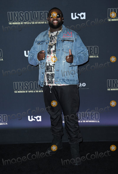 The Notorious B I G Photo - 22 February 2018 - Hollywood California - Wavy Jonez USA Networks Unsolved The Murders of Tupac  The Notorious BIG held at Avalon Hollywood Photo Credit Birdie ThompsonAdMedia