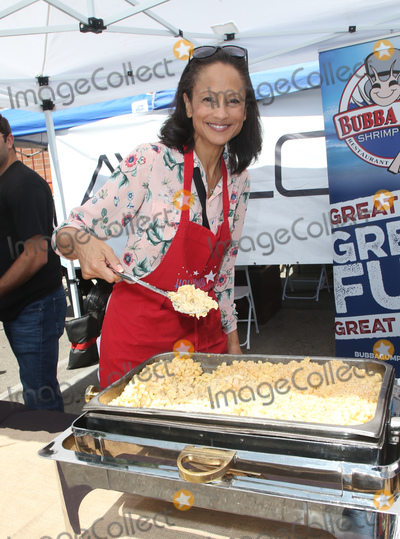 Ann-Marie Johnson Photo - 06 September 2018-  Hollywood California - Anne-Marie Johnson At Hollywood Chamber Of Commerces 24th Annual Police and Firefighter appreciation Day held at LAPD Hollywood Division Photo Credit Faye SadouAdMedia