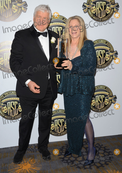 Andrzej Bartkowiak Photo - 15 February 2015 - Century City Ca - Andrzej Bartkowiak Barbara Streisand American Society of Cinematographers 29th Annual Outstanding Achievement Awards held at Hyatt Regency Century Plaza Photo Credit Birdie ThompsonAdMedia