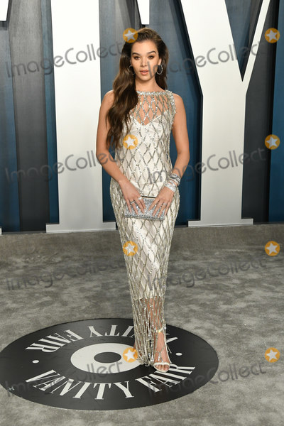 Hailee Steinfeld Photo - 09 February 2020 - Los Angeles California - Hailee Steinfeld 2020 Vanity Fair Oscar Party following the 92nd Academy Awards held at the Wallis Annenberg Center for the Performing Arts Photo Credit Birdie ThompsonAdMedia