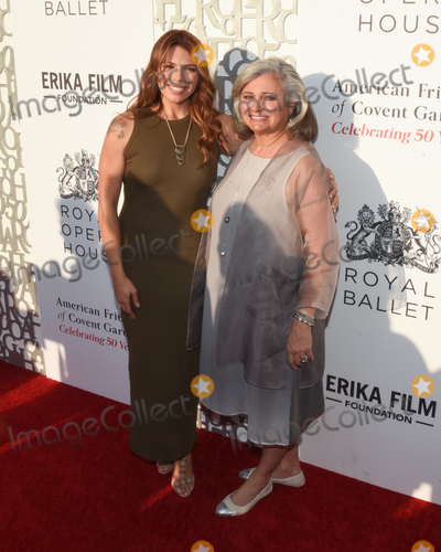 Covent Garden Photo - 10 July 2019 - Beverly Hills California - Erika Olde Susan A Olde American Friends of Covent Garden Celebrates 50 Years With A Special Event For The Royal Opera House and The Royal Ballet at the Waldorf Astoria Photo Credit Billy BennightAdMedia