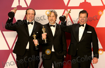 Nick Vallelonga Photo - 24 February 2019 - Hollywood California - Nick Vallelonga Peter Farrelly Brian Currie 91st Annual Academy Awards presented by the Academy of Motion Picture Arts and Sciences held at Hollywood  Highland Center Photo Credit Faye SadouAdMedia