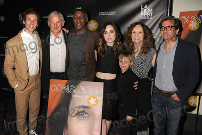 Victor Garber Photo - 15 June 2015 - Los Angeles California - Daryl Wein Victor Garber Danny Glover Zoe Lister Jones Nick Bomm Beth Grant Griffin Dunne LA Film Festival 2015 Premiere of Consumed held at Regal Cinemas LA Live Photo Credit Byron PurvisAdMedia