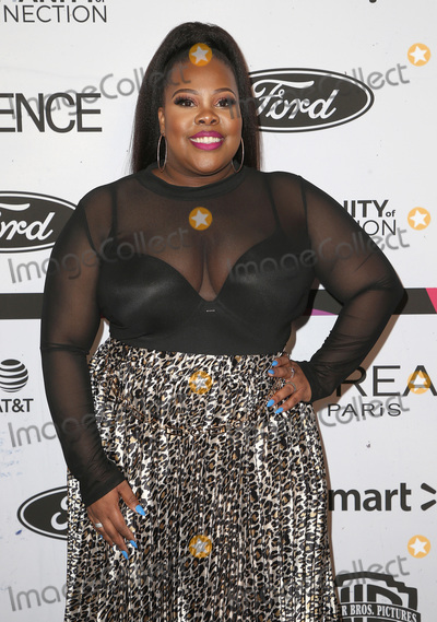 Amber Riley Photo - 21 February 2019 - Beverly Hills California - Amber Riley 12th Annual ESSENCE Black Women In Hollywood Awards Luncheon held at the Beverly Wilshire Photo Credit Faye SadouAdMedia