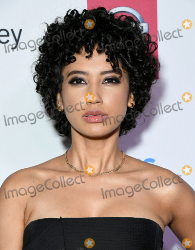 Andy Allo Photo - 22 January 2020 - Hollywood California - Andy Allo The African American Film Critics Associations 11th Annual AAFCA Awards  held at Taglyan Cultural Complex Photo Credit Birdie ThompsonAdMedia