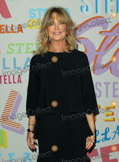 Goldie Hawn Photo - 16 January 2018 - Pasadena California - Goldie Hawn Stella McCartney Autumn 2018 Presentation held at SIR Studios in Los Angeles Photo Credit AdMedia