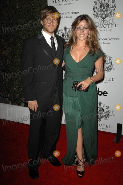 Andrew G Photo - Andrew G and Noa Tishby  at the Grand Opening of SLS Hotel SLS Hotel Los Angeles CA 12-04-08