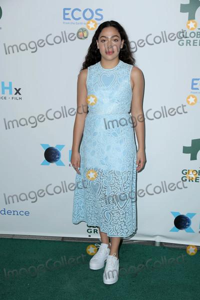 Allegra Acosta Photo - Allegra Acostaat 15th annual Global Green Pre-Oscar Gala NeueHouse Los Angeles CA 02-28-18