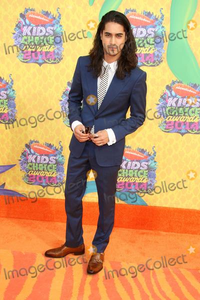 Avan Jogia Photo - Avan Jogiaat Nickelodeons 27th Annual Kids Choice Awards USC Galen Center Los Angeles CA 03-29-14