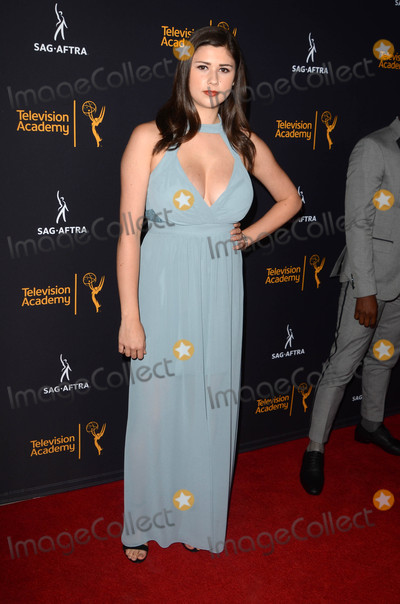 Amber Coney Photo - Amber Coneyat the Television Academy and SAG-AFTRA Host 4th Annual Dynamic  Diverse Celebration Saban Media Center North Hollywood CA 08-25-16
