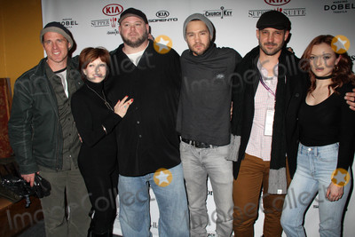 Ben Browder Photo - Ben Browder Frances Fisher Keith Loneker Chad Michael Murray JT Mollner Francesca Eastwoodat Kia Supper Suite by The Church Key hosts cast dinner for festival film Outlaw  Angels Park City UT 01-24-16
