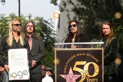 Alex Orbison Photo - Barbara Orbison Wesley Orbison Alex Orbison Roy Orbison Jr at the induction ceremony for Roy Orbison  into the Hollywood Walk of Fame Hollywood CA 01-29-10