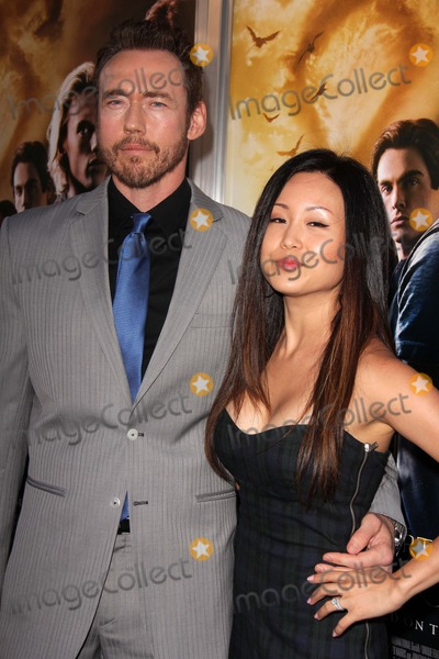 Kevin Durand Photo - Kevin Durand Sandra Choat the The Mortal Instruments City Of Bones Los Angeles Premiere Arclight Hollywood CA 08-12-13