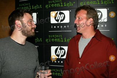 Chris Moore Photo - Ben Affleck and Chris Moore at the 3rd Project Greenlight Contest Presented by HP Highlands Hollywood CA 07-13-04