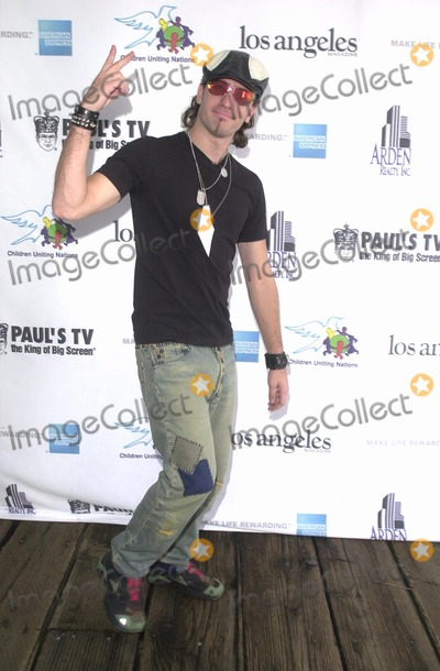 JC Chasez Photo - JC Chasez at the 4th Annual International Day of the Child by Children Uniting Nations Santa Monica Pier Pacific Park Santa Monica CA 11-10-02