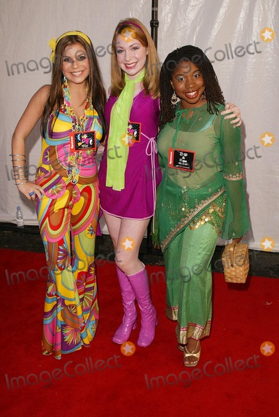 Giovonnie Samuels Photo - Chelsea Brummet Lisa Foiles and Giovonnie Samuels at the 10th Annual Dream Halloween benefitting the Children Affected by AIDS Foundation Barker Hanger Santa Monica CA 10-25-03