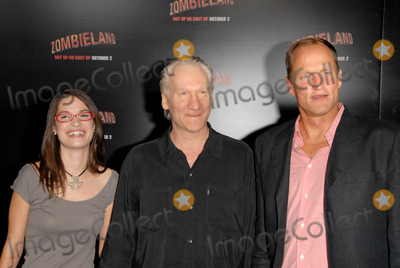 Bill Maher Photo - Bill Maher and Woody Harrelsonat the Los Angeles Premiere of Zombieland Graumans Chinese Theatre Hollywood CA 09-23-09