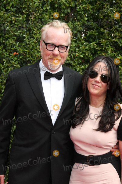 Adam Savage Photo - Adam Savageat the Primetime Creative Emmy Awards Arrivals Microsoft Theater Los Angeles CA 09-12-15