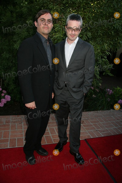 Alex Kurtzman Photo - Roberto Orci Alex Kurtzmanat The 36th Annual Saturn Awards Castaways Restaurant Burbank CA 06-24-10