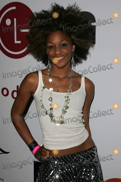 Nadia Turner Photo - Nadia Turnerat the LG Mobile Phones Post-BET Party Forbidden City Hollywood CA 06-28-05
